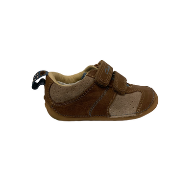 Clarks Cruiser Time Dark Brown Lea