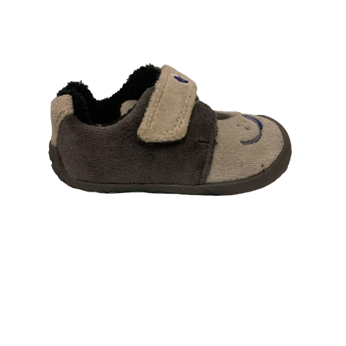 Clarks Bonzo Grey Fabric