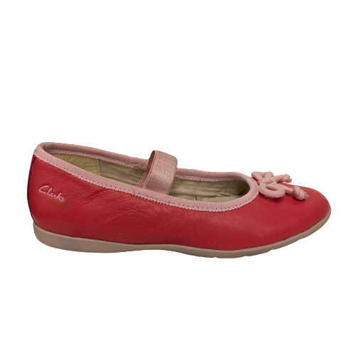 Clarks Dance Along Raspberry Lea