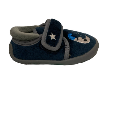 Clarks Jamie Dreams Navy Synthetic