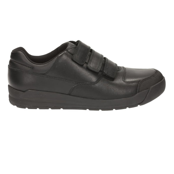 Clarks Monte Lite BL Black Leather