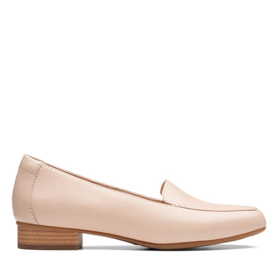 Clarks Juliet Lora Blush Leather