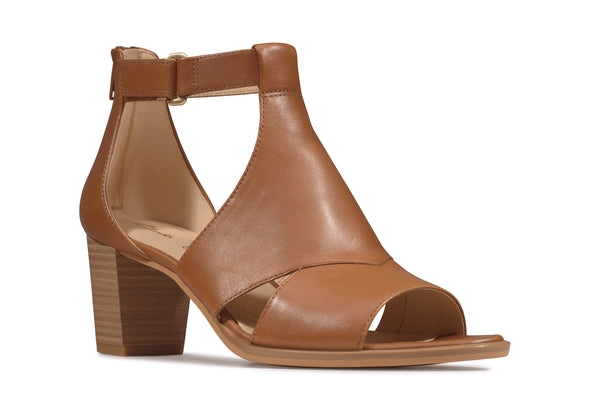 Clarks Kaylin60 Glad Tan Leather