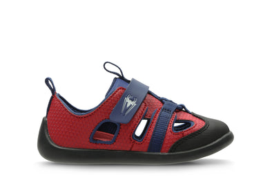 Clarks Play Spider T Red