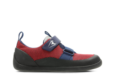 Clarks Play Web K Red