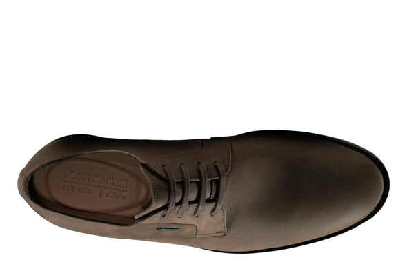 Clarks Ronnie WalkGTX Dark Brown Nub