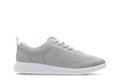 Clarks Scape Soar K Grey Synthetic