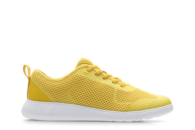 Clarks Scape Soar K Yellow Syntheti