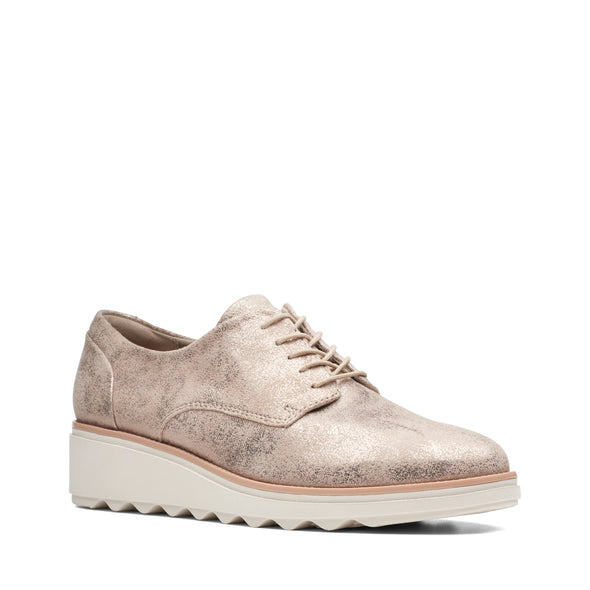 Clarks Sharon Crystal Pewter