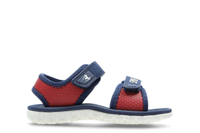Clarks Surfing Web T Red