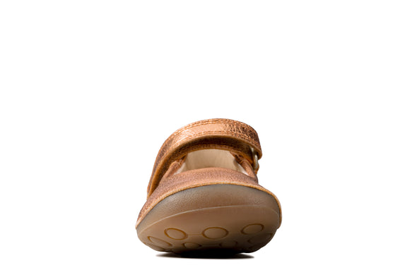 Clarks Tiny Mist T Bronze Metallic