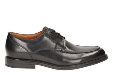 Clarks BeckfieldApron Black Leather G