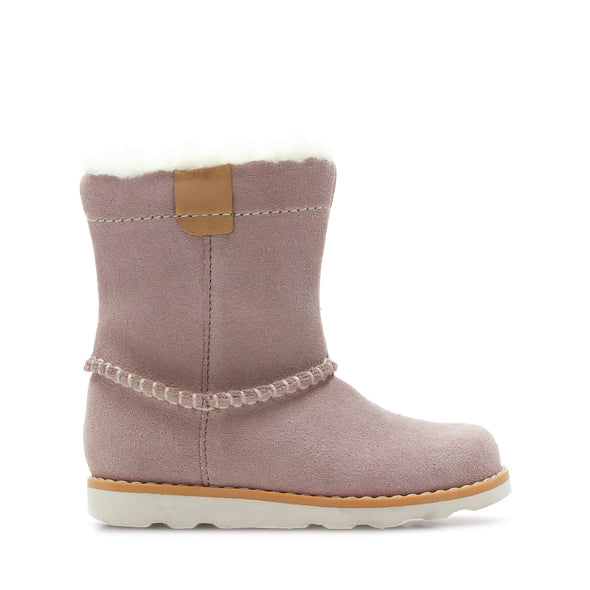 Clarks Crown Piper Pink Suede