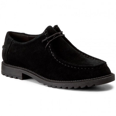Clarks Griffin Mellow Black Sde