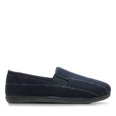 Clarks King Twin Dark Blue