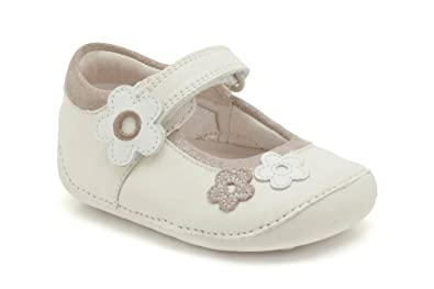 Clarks Little Candy Cotton Leather