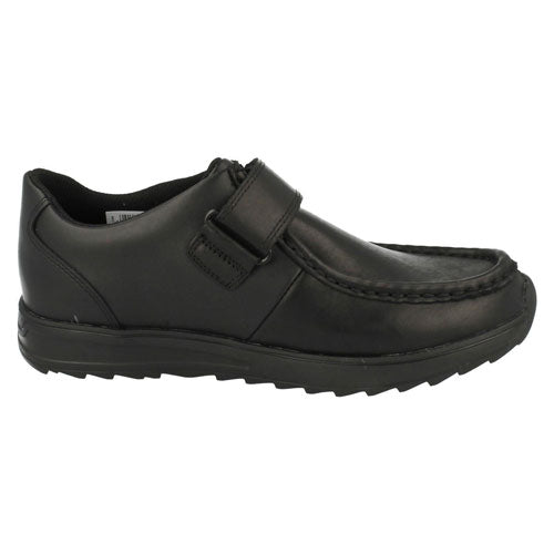 Clarks Mistro Gate BL Black Leather
