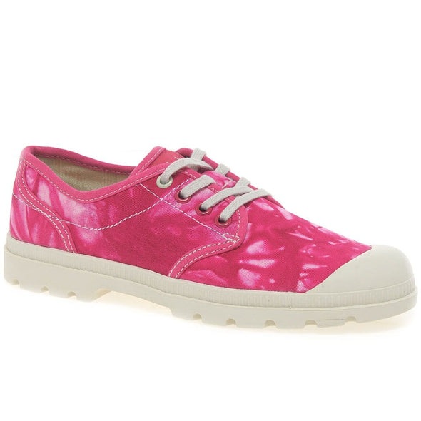 Clarks Pictor Bay Jnr Pink Fabric