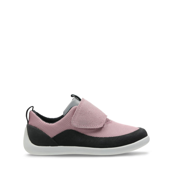 Clarks Play Spark Pink Synthetic