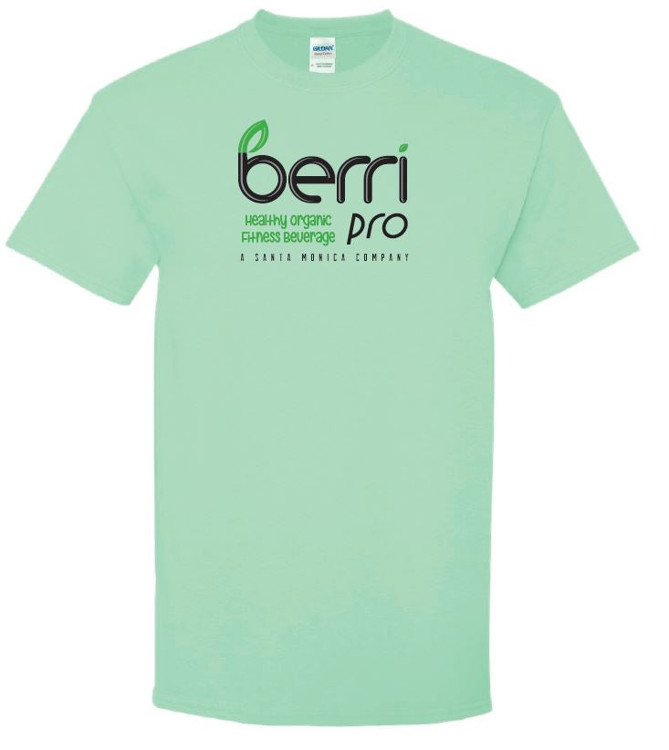 Berri Pro Organic Team T-Shirt (Green)
