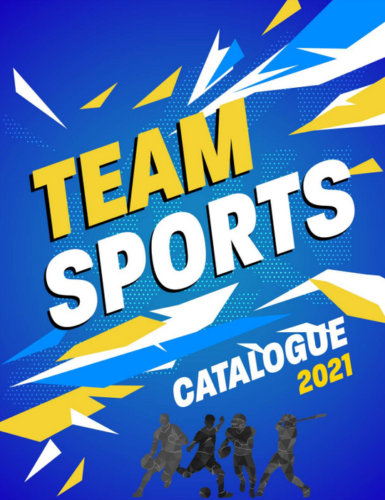 Team Sports 2021 Catalogue