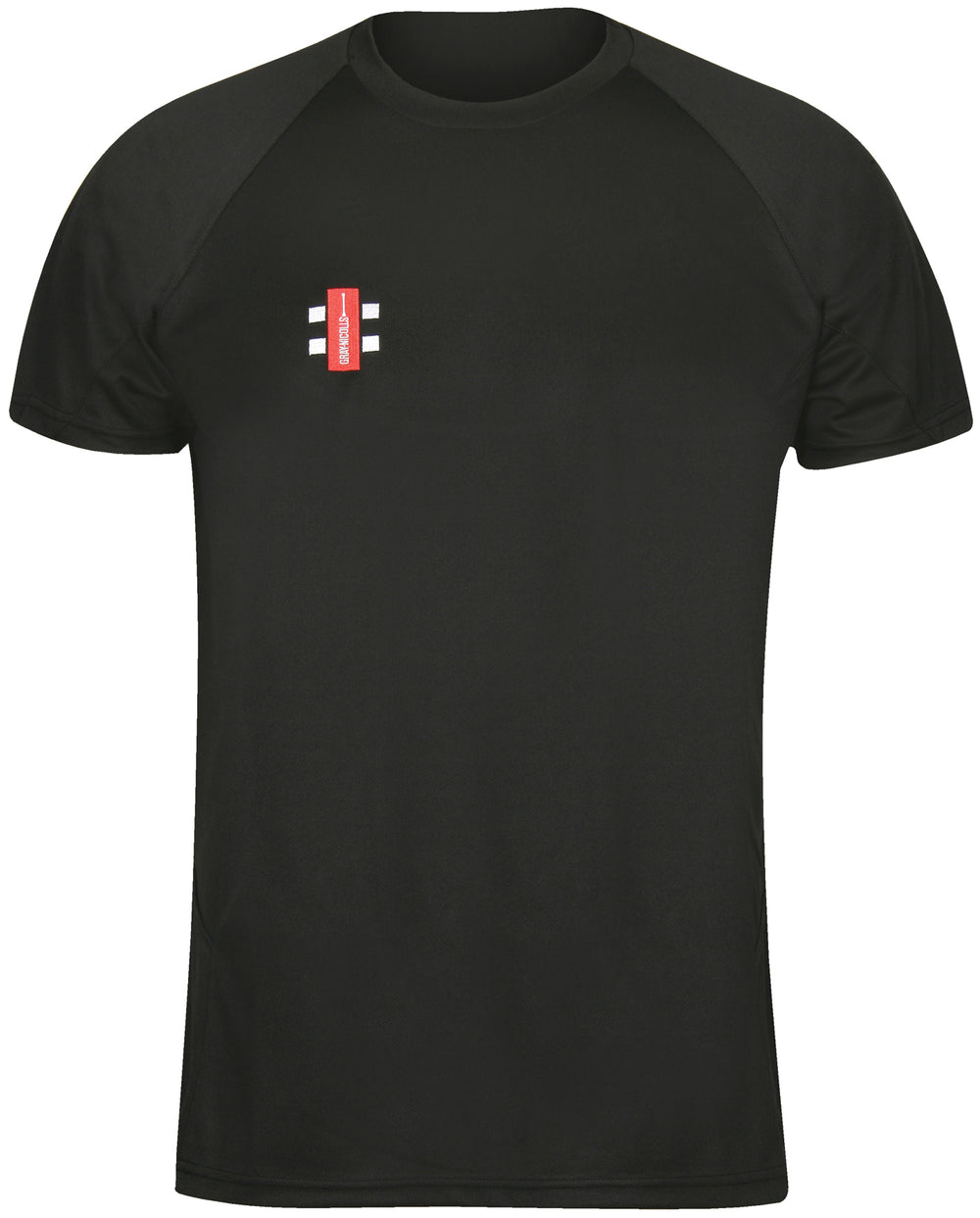 Hillesley CC Black Matrix Tee Shirt
