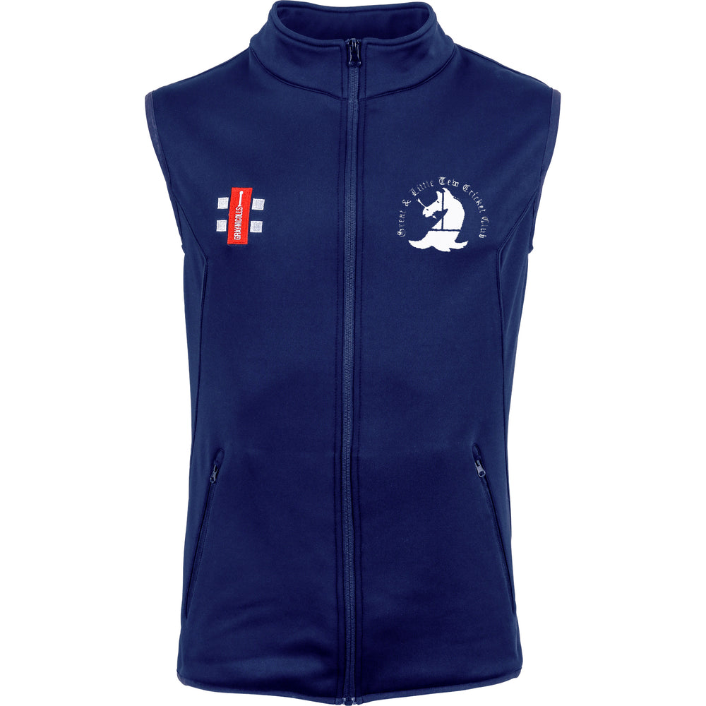 Great Tew CC Storm Gilet