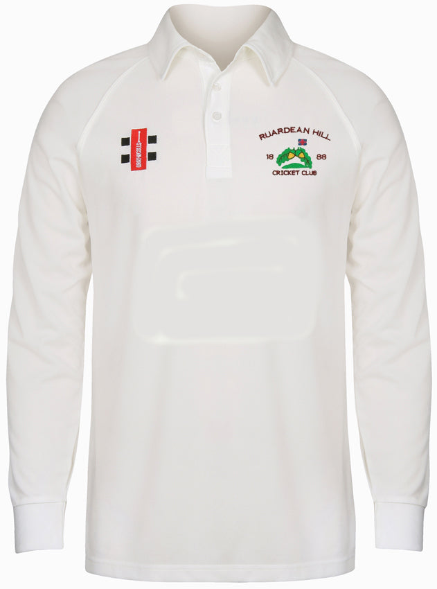 Ruardean Hill CC Matrix Long Sleeve Shirt