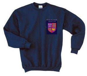 Winchcombe CC Navy Junior Sweatshirt