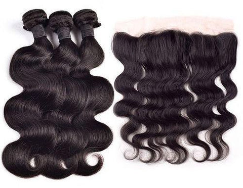 Bundles with Closure/Frontal