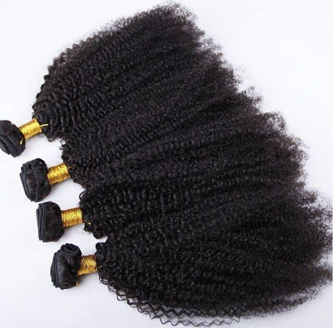 Kinky Curly Human Hair 20 Bundles - Mula Hair