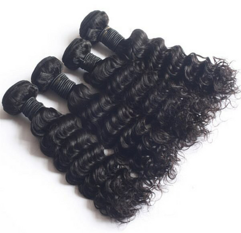 Deep Wave Human Hair 20 Bundles - Mula Hair