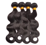 Brazilian Body Wave 4 Bundles & 1 Frontal - Mula Hair