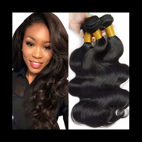 Body Wave Bundles and Closure - Mula Hair