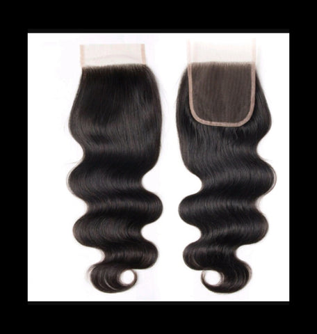 Body Wave 4*4 Lace Closure - Mula Hair