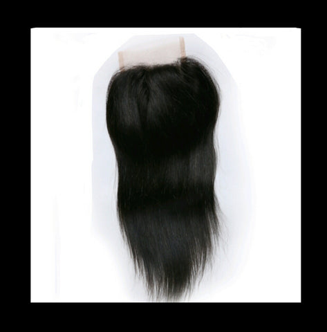 Straight Hair 4*4 Lace Closure - Mula Hair