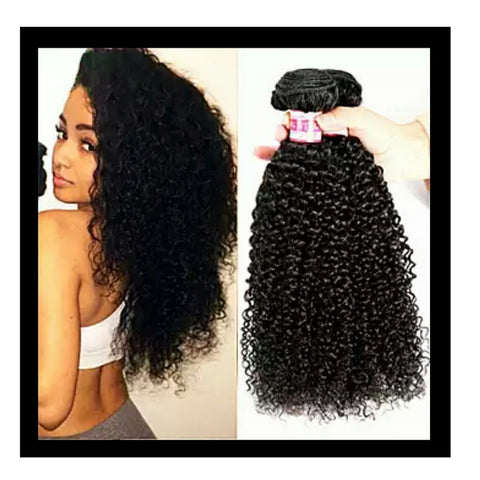Jerry Curly Human Hair 3 Bundles - Mula Hair