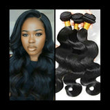 1 Bundle Body Wave Human Hair - Mula Hair