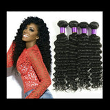 1 Bundle Deep Wave Human Hair - Mula Hair