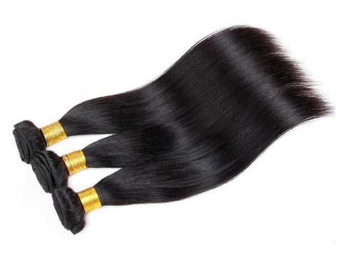 1 Bundle Straight Hair Human Hair - Mula Hair