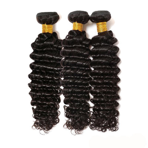 Deep Wave Human Hair 10 Bundles - Mula Hair