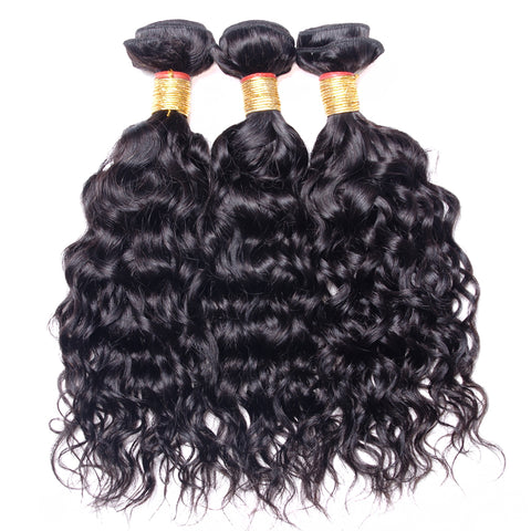 1 Bundle Natural Wave Human Hair - Mula Hair