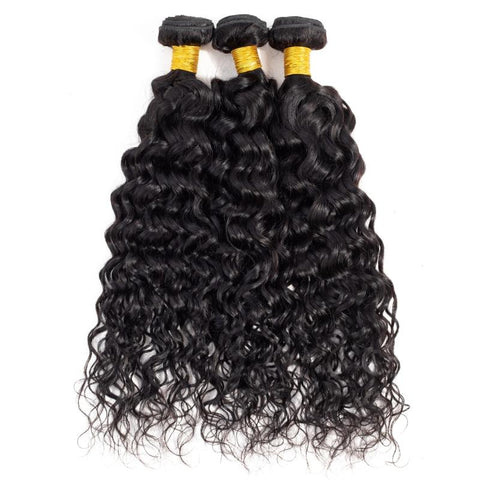 1 Bundle Water Wave Human Hair - Mula Hair