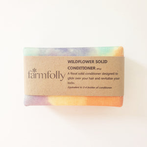 Wildflower Solid Conditioner