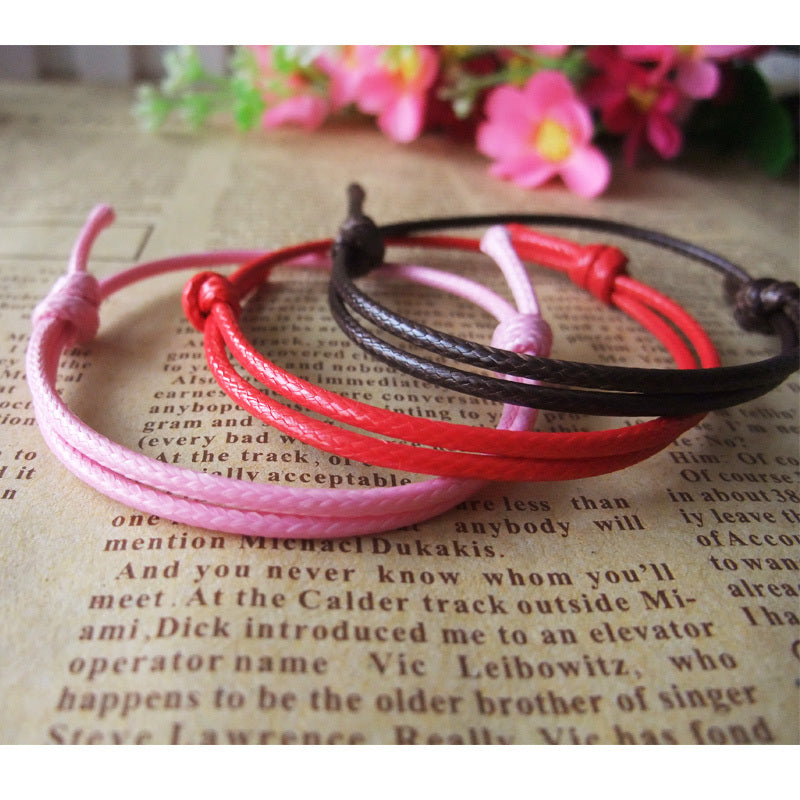 Lucky Bracelet Red Rope Bangle
