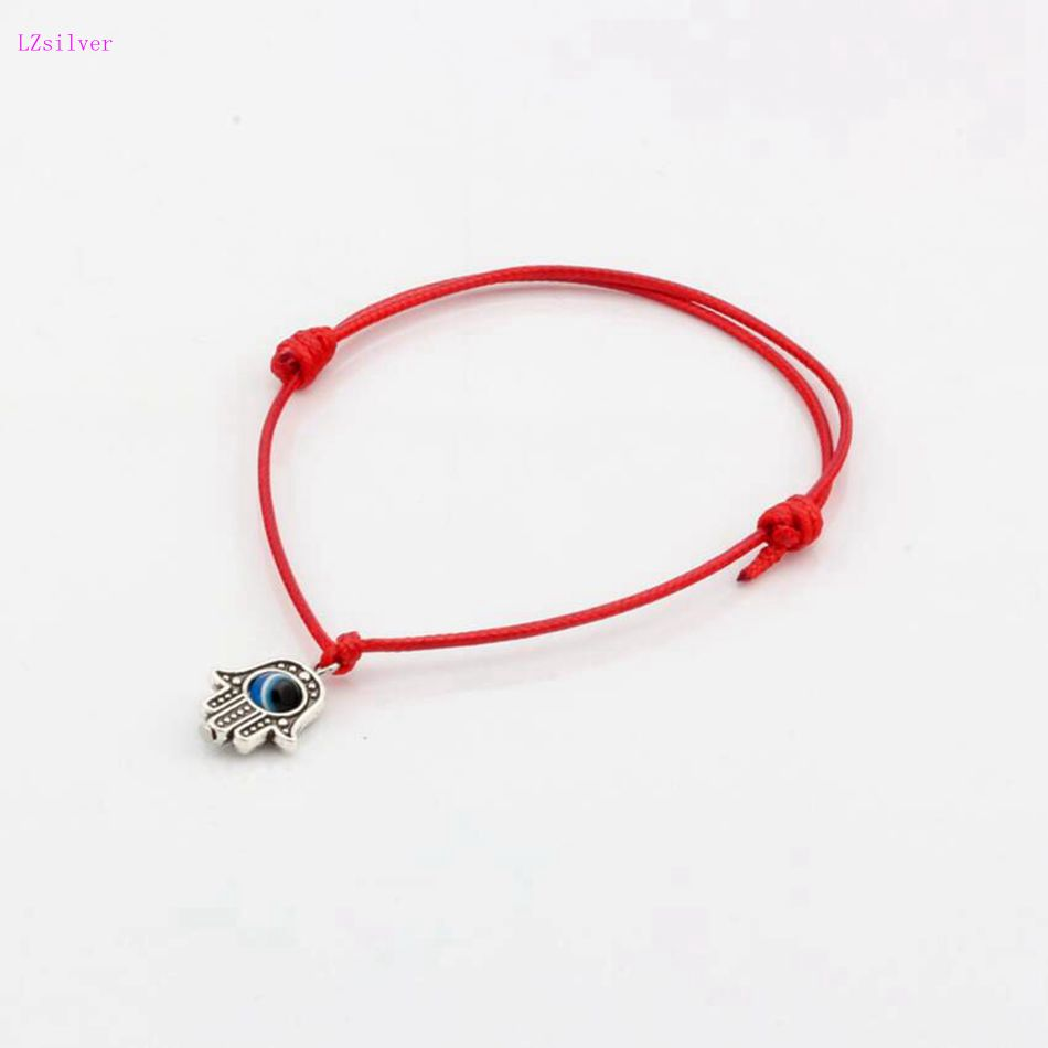 Hand Eye Lucky Red Bracelets