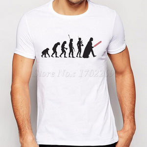 Gokku Evolution Human T Shirt