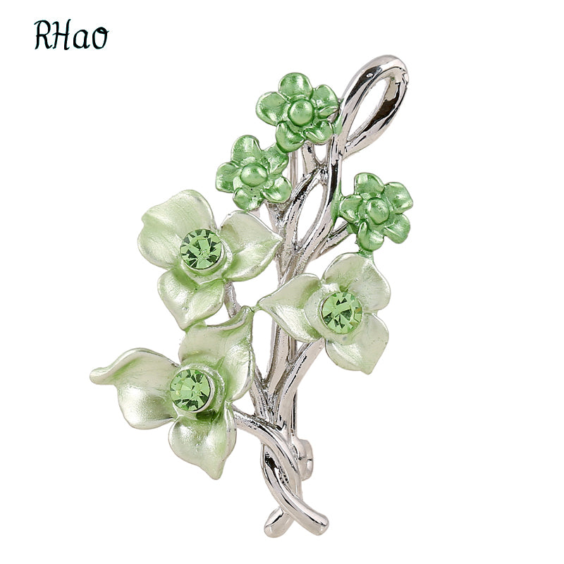 Fashion Jewelry The Lord of Elven Brooch Fellowship Green Leaf Pins Hobbit Vintage Evenstar Accessory