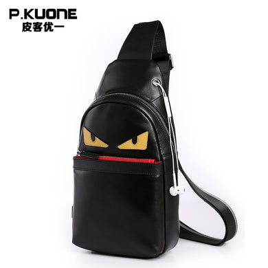 Chest Pack High Quality Luxury Handbags Messenger Shoulder Casual Travel Bagpack