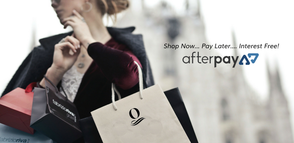 Introducing Afterpay. Get Your Items Now. Pay Later.